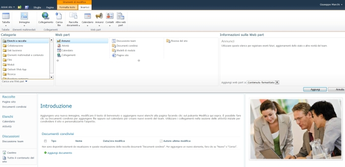 Office 365 - SharePoint Online new Silverlight User Experience