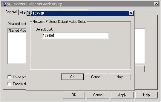 Come installare SharePoint su Sql Server che risponde ad una porta diversa dalla 1433