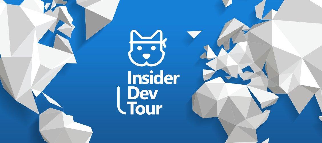 Insider dev tour 2018 - Milano, 12 Giugno
