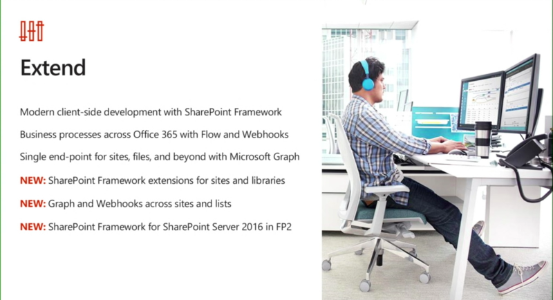 SharePoint Virtual Summit: Extend