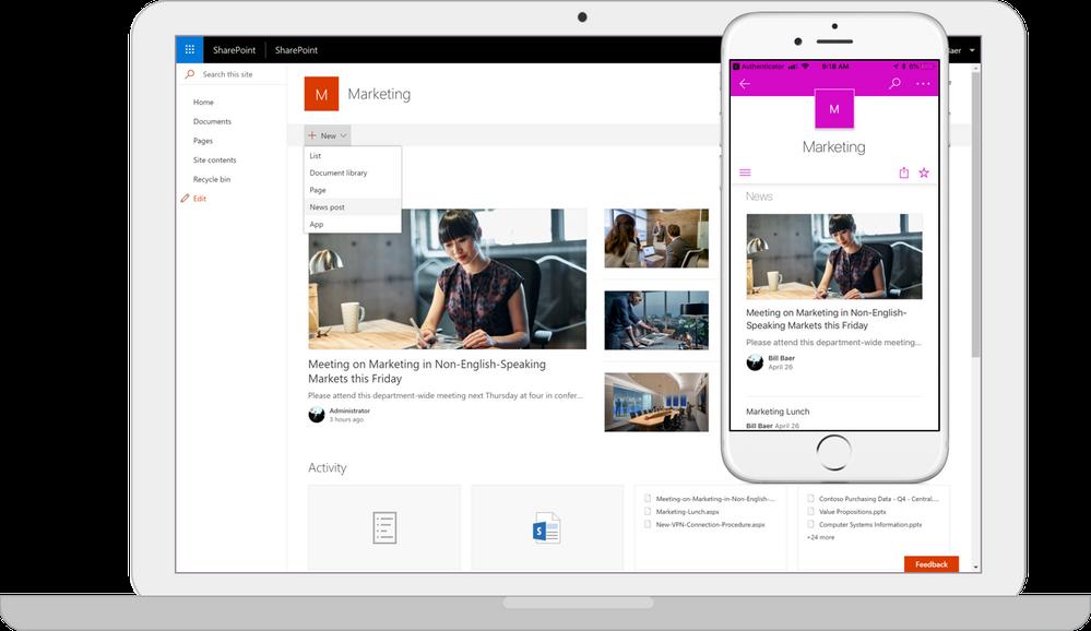 SharePoint 2019: modern UI e altro