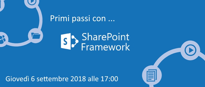 CALL #03 - Primi passi con lo SharePoint Framework
