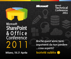 Microsoft Technical Conferences 2011