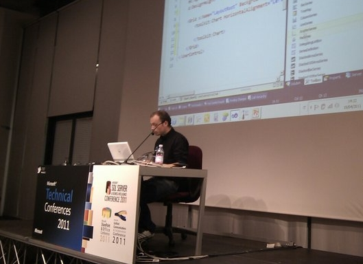 PeppeDotNet @ Microsoft Tecnical Conferences